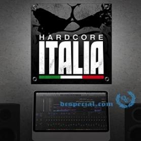 Hardcore Italia Banner 'Hardcore Italia'