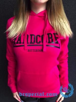 Hakken Hardcore Dames Hooded Sweater 'Hardcore Rotterdam'