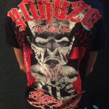 Yakuza T-Shirt 'Lines Of Hell'