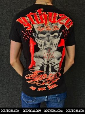 Yakuza T-shirt 'Lines Of Hell'