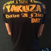 Yakuza T-Shirt 'Have A Nice Day'