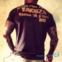 Yakuza T-Shirt 'Have A Nice Day'