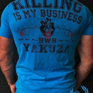 Yakuza T-shirt 'Killing Is My Business'