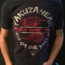 Yakuza T-Shirt 'Do Or Die Part 2'