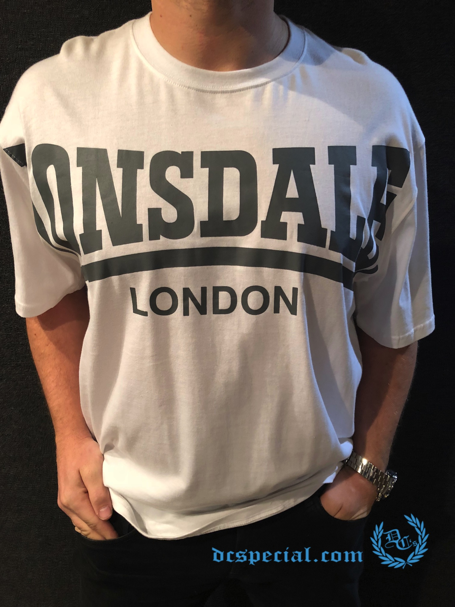 lonsdale t shirt 39 york 39 dc 39 s special hardcore streetwearshop. Black Bedroom Furniture Sets. Home Design Ideas