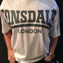 Lonsdale T-Shirt 'York'