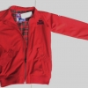 Lonsdale Harrington Jascket For Kids 'Red'
