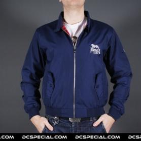 Lonsdale Harrington Jacket For Kids 'Navy'