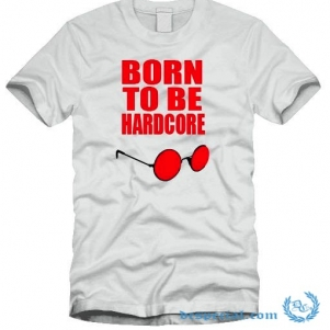 Hakken T-shirt 'Born To Be Hardcore'