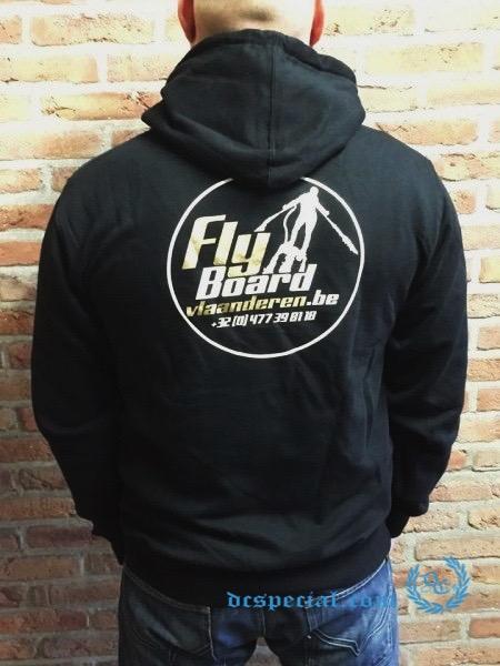 Flyboard Hooded Sweater 'Flyboard'