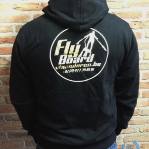 Flyboard Hooded Sweater 'Flyboard'