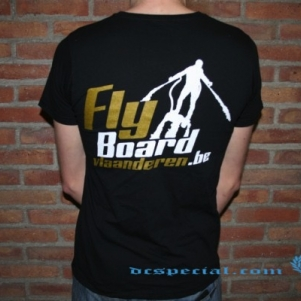 Flyboard Lady T-Shirt 'Flyboard'