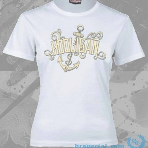 Hooligan T-Shirt 'Anchor'