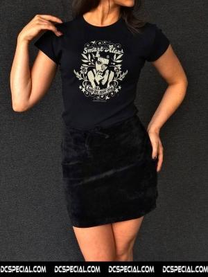 Hooligan Dames T-shirt 'Smart Alex'