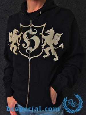 Hooligan Hooded Sweater 'Dragon Black'