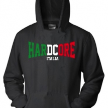 Hakken Hooded Sweater 'Hardcore Italia'