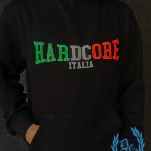 Hakken Hooded Sweater 'Hardcore Italia'