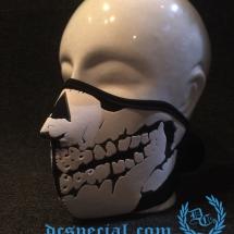 3D Masker 'Neopreen Black'