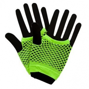 Party Gloves 'Green'