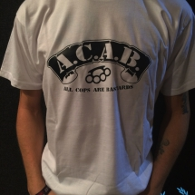 ACAB T-Shirt 'Knuckle'