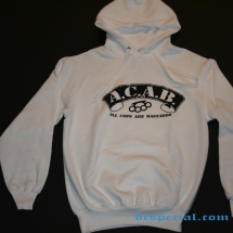 ACAB Hooded Sweater 'Knuckle'