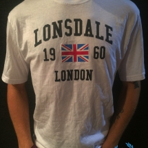 Lonsdale T-shirt '1960'
