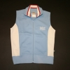 Everlast Woman Training Jacket 'No Sleeve Light Blue/White'