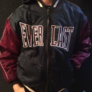 Everlast Bomber Jacket 'Ever Last E'