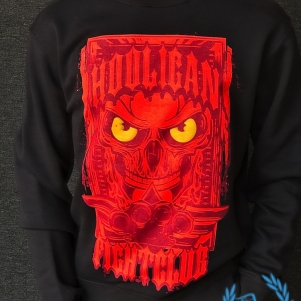 Hooligan Sweater 'Fightclub'