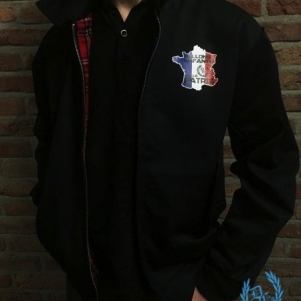 France Harrington Jacket 'Pays'