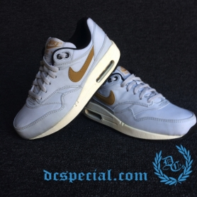 Air Max 1 'White/Gold'