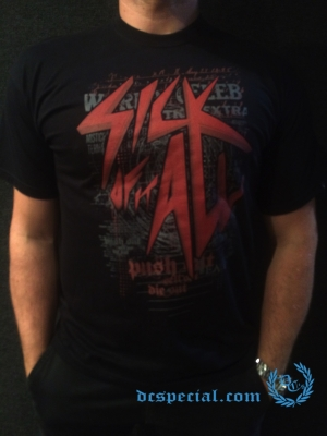 Neophyte Records T-shirt 'Evil Activities - Sick Of It All'