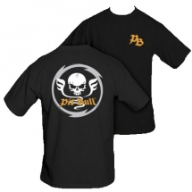 Pit Bull T-shirt 'Flying Skull'