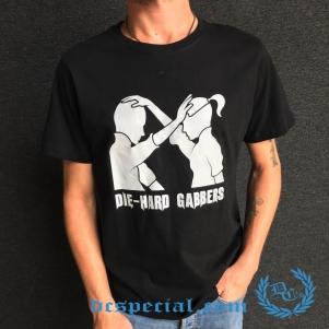 Hakken T-shirt 'Die Hard Gabbers'