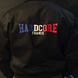 France Harrington Veste 'Hardcore France'