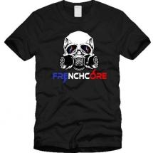 Frenchcore T-Shirt 'Gasmask'