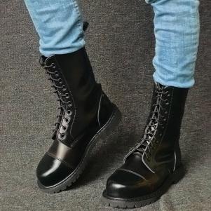 Knightsbridge Boots '10-hole'