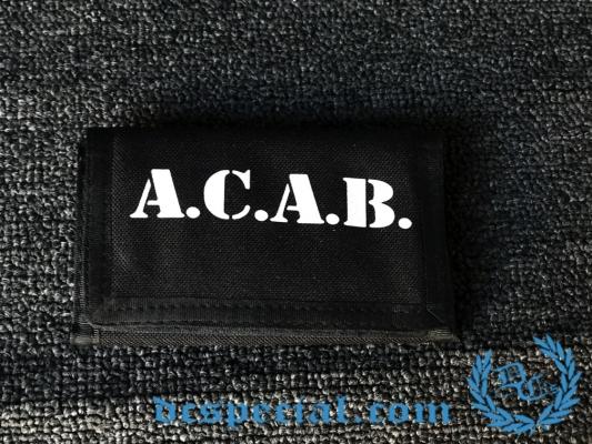 ACAB Portemonnee 'ACAB Basic'