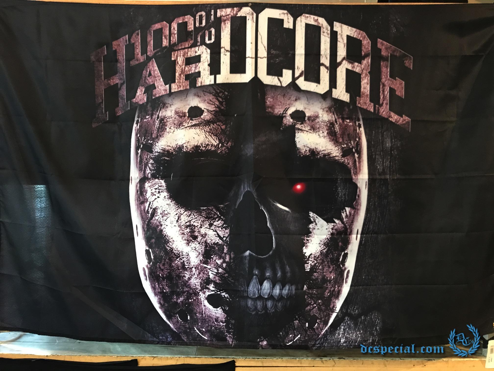 100% Hardcore Vlag 'Brutal'