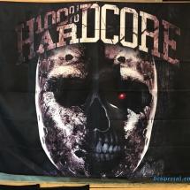 100% Hardcore Flag 'Brutal'