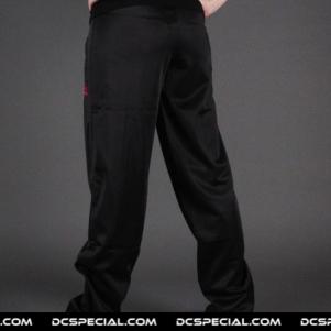 Lonsdale Pantalon De Survêtement Pour Femmes 'Black/Pink'
