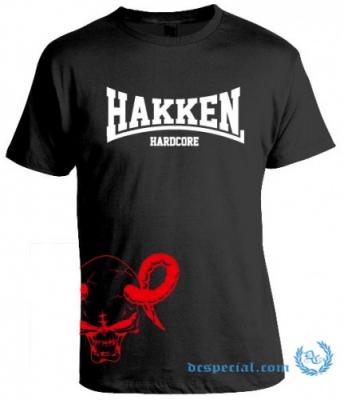 Hakken T-shirt 'Ramhead'