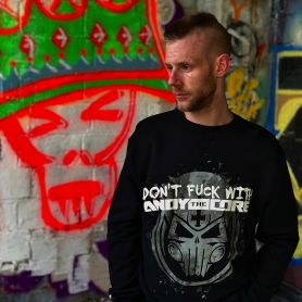 Andy The Core Sweater 'Don't Fuck'