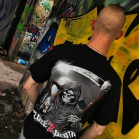 Pit Bull T-shirt 'Reaper'