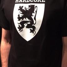 Hardcore Vlaanderen T-Shirt 'Shield'