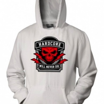 Hakken Hooded Sweater 'Will Never Die'
