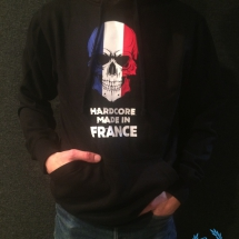 Hakken Hooded Sweater 'Made In France'