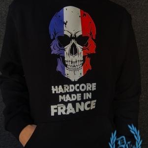 Hakken Hooded Sweater 'Made In France'