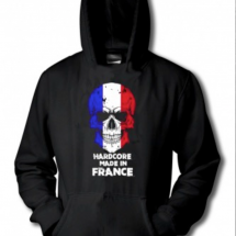 France Hooded Sweater 'Made In France'