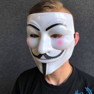 Masque Full Face 'Vendetta'